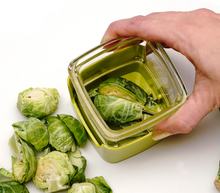 Brussel Sprout Slicing Tool