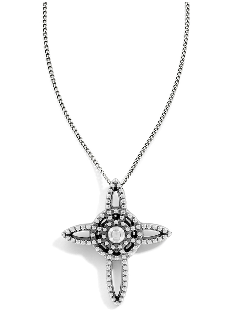 Brighton Illumina Petite Cross Necklace