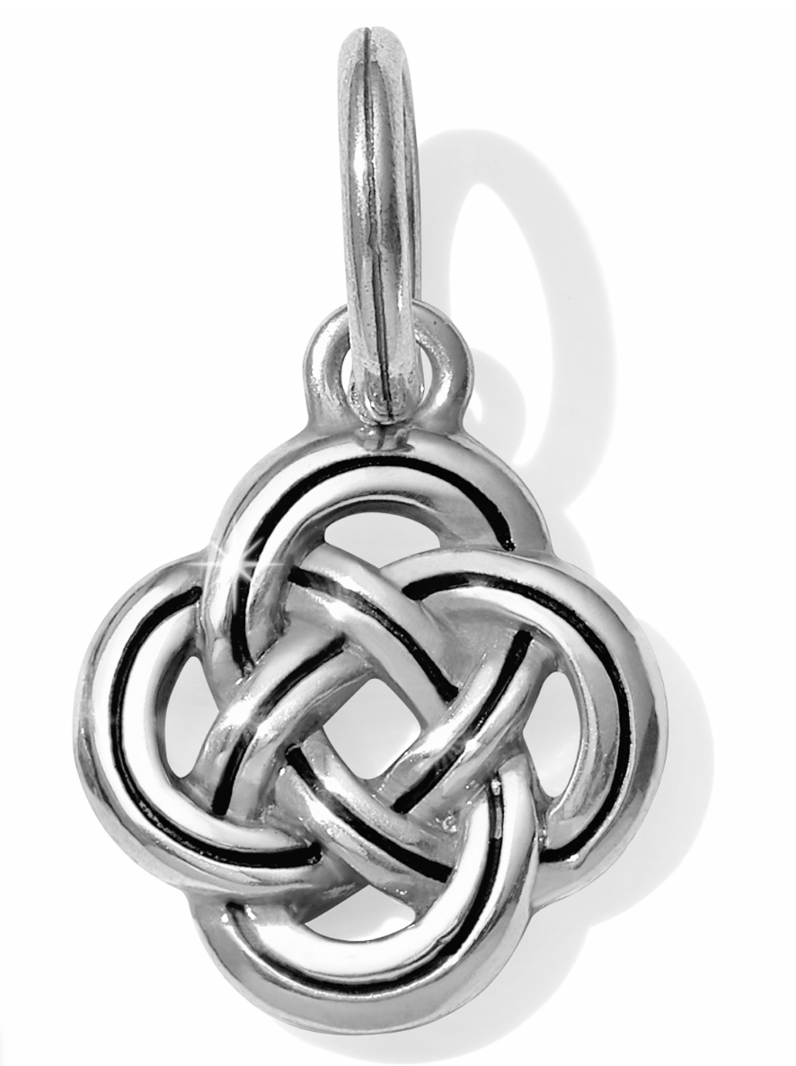 Brighton Interlok Knot Charm