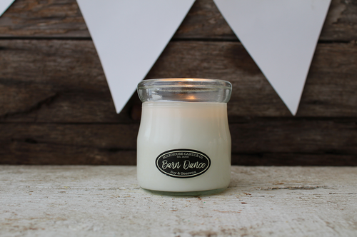 **NEW** Milkhouse Cream Jar Candle