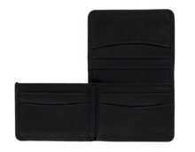 Brighton Black Carnegie Flip Wallet