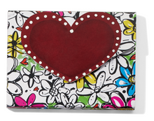 Brighton Fashionista Love Heart Notepad