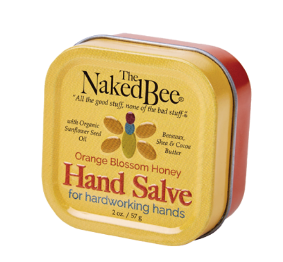 The Naked Bee Orange Blossom Honey Hand Salve