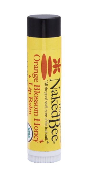 **NEW** The Naked Bee Orange Blossom Honey Lip Balm