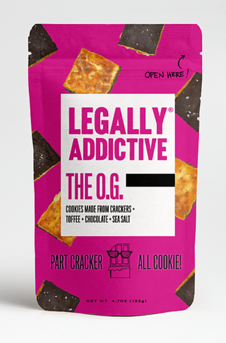 **NEW** Legally Addictive Cookies
