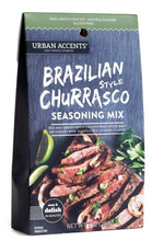 Urban Accents Brazilian Style Churrasco Seasoning Mix