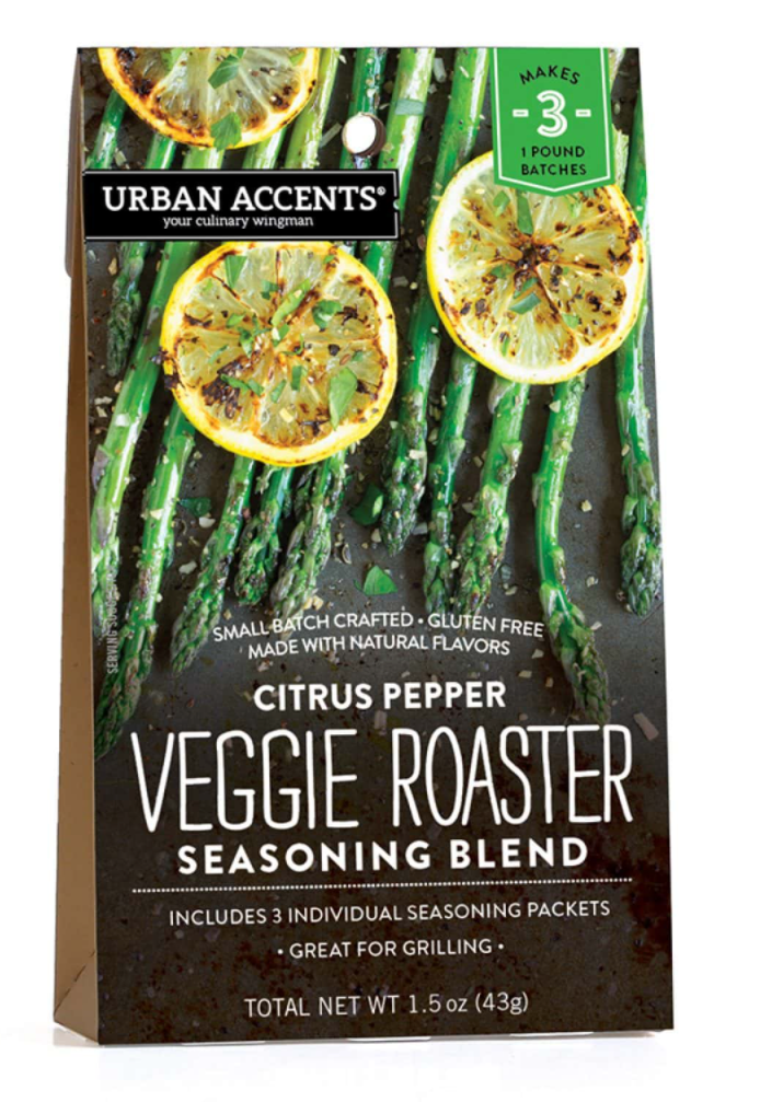 **NEW** Citrus Pepper Veggie Roaster