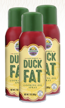 Duck Fat Cooking Spray