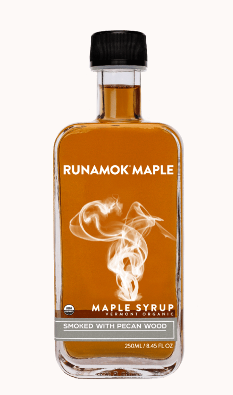 **NEW** Smoked with Pecan Wood Maple Syrup