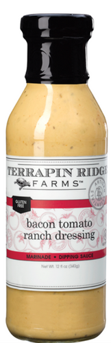**NEW** Bacon Tomato Ranch Dressing