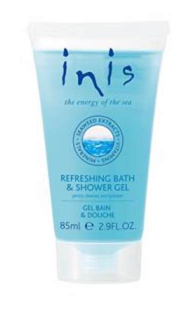INIS Travel Size Shower Gel (2.9 fl. oz)