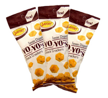 Yo-Yo's Snack Crackers (Single Snack Size Pack)