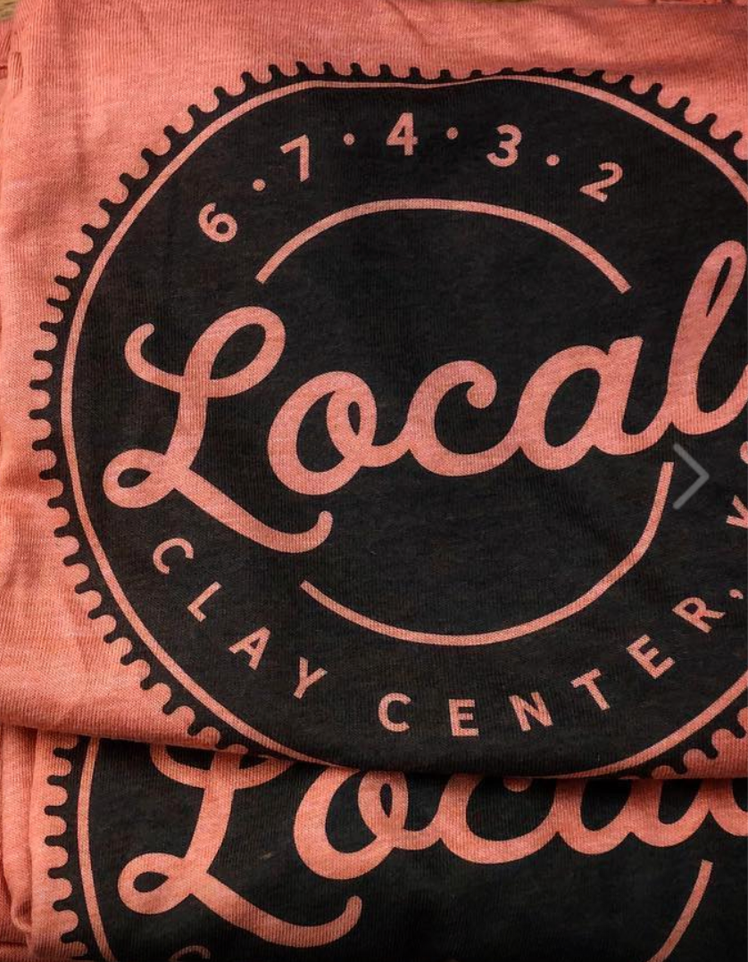 Local Clay Center, KS Graphic Tee