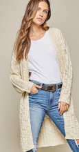 **NEW** Loose Cable Knit Cardigan