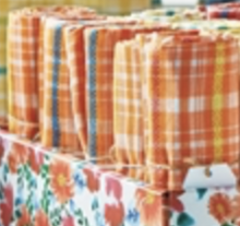 Madras Dishtowel