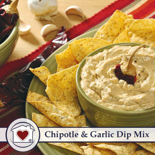 Chipotle And Garlic Dip