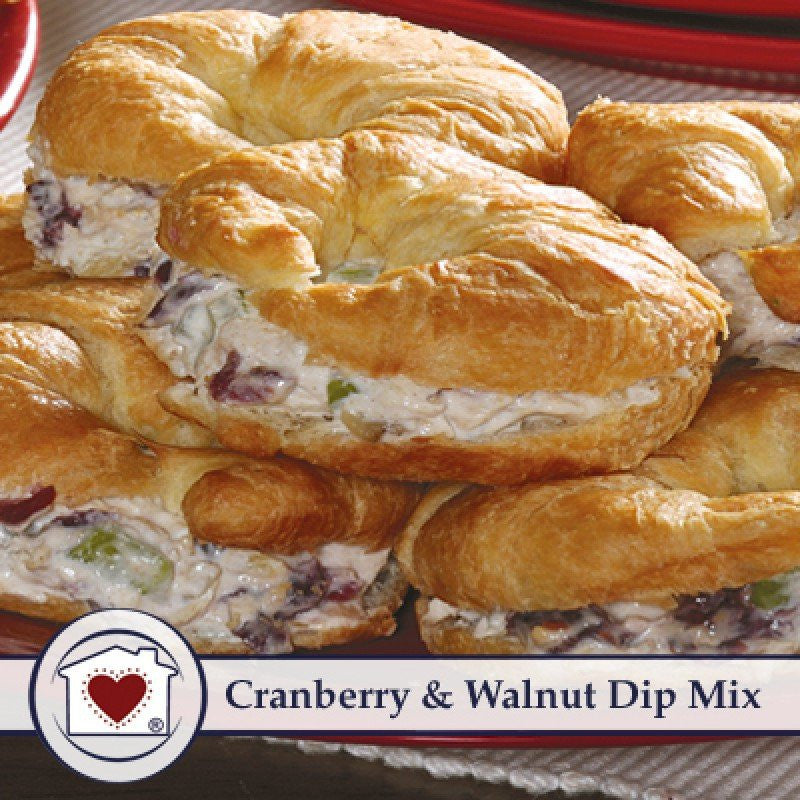 Cranberry Walnut Dip