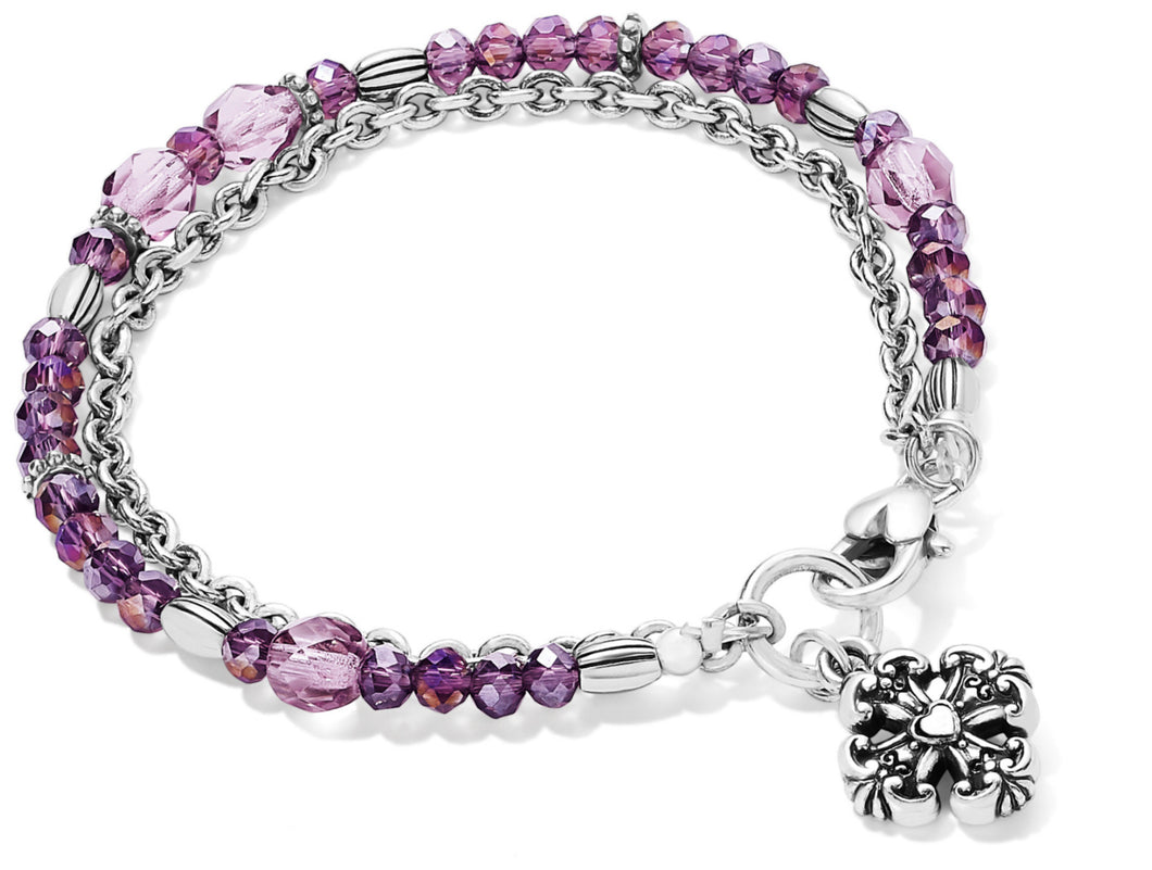 Brighton Gleam on Promise Bracelet