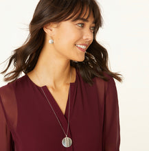 Brighton Mingle Disc Necklace