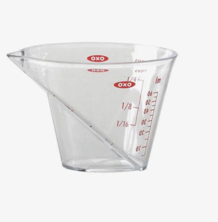**NEW** Mini Angled Measuring Cup