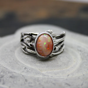 Mexican Fire Opal $285