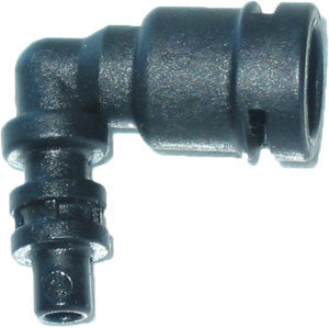 Jura L-Shaped Elbow Connector, Jura Fittings-Connectors, Jura C1000, C1300, C1500, C3000, C5, C60, C65, C9, E45, E50, E70, E75, E8, E80, E85, E9, F50, F60, F7, F8, F9, S7, S7 Avantgarde, S8, S9, S9 Avantgarde