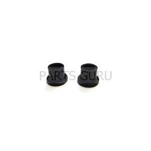 JURA Milk Container Gaskets, Black, 2 Pieces