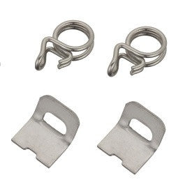 Jura Reinforced Hose Clamp Connectors, Set of 2, Jura A9, ENA Micro 5, ENA Micro 9, GIGA 5, GIGA X7, J5, J6, J9, S9 Classic Parts, S9 One Touch Parts, XJ9, XS90 One Touch Parts, Z5, Z6, Z7, Z9