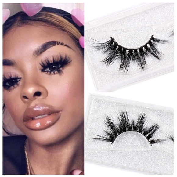 Eye Catching 3D Handmade Eyelashes