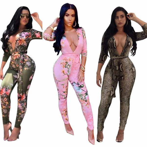 Fashion is a Passion Sexy Jumpsuit (S-2XL)
