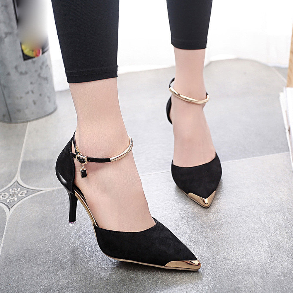 Women Pointed Toe Sexy Heel