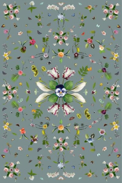 Garden of Eden Grey carpet