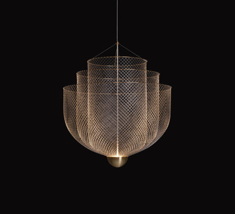 Meshmatics Chandelier Small