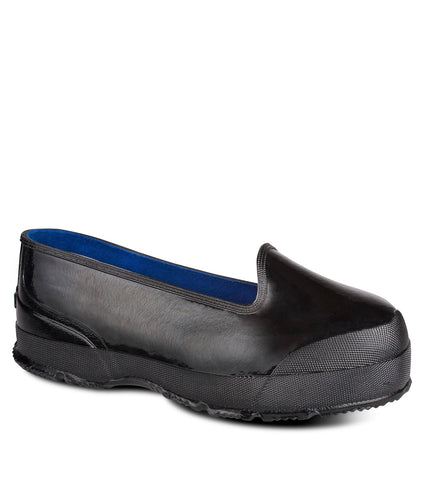 Robson Wide, Noir | Couvre chaussures travail | Chaussant Extra-Large