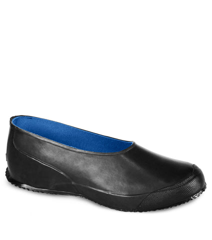 Mocassin, Black | Urban Overshoes | Waterproof Rubber