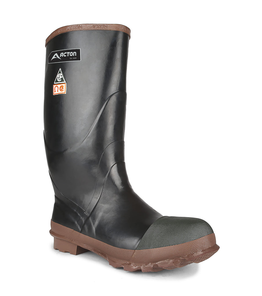 Protecto, Noir | Bottes agroalimentaire