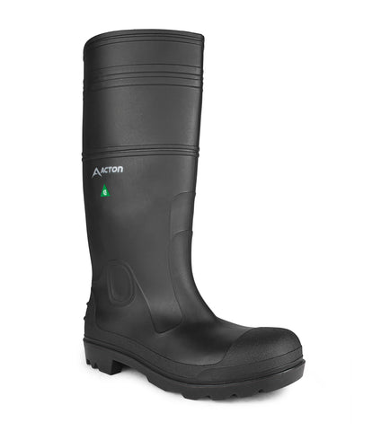 Function CSA, Black | PVC Rain Boots | Adjustable Height
