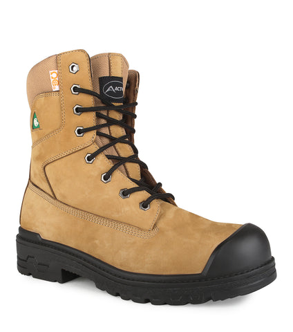 "Prolite, Tan |  8"" Nubuck Work Boots 