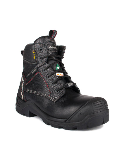 "G2S, black | 6"" Work Boots 