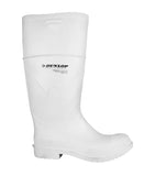 White PVC Steel Toe, White | Food Industry Steel Toe Boots - Dunlop Canada