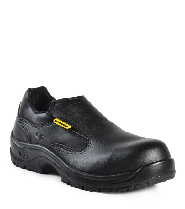 Kendall, Black | Agrifood Microfiber Safety Work Shoes | CSA SD - Cofra