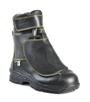 Foundry, Black | Foundry Work Boots | Metatarsal Protection