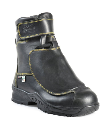 Foundry, Black | Foundry Work Boots | Metatarsal Protection - Cofra