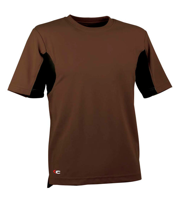 Caribbean, Clay Brown | Breathable and Quick-drying CoolDRY T-shirt