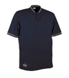 Malaga, Navy|  Breathable & Quick-drying CoolDRY T-shirt with bottons