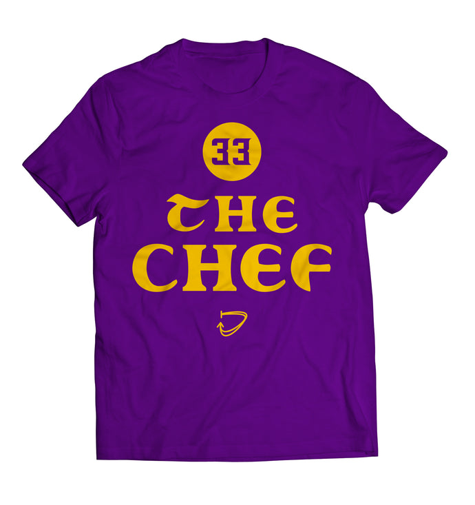 Dalvin 'The Chef' Cook - Vikings Tee