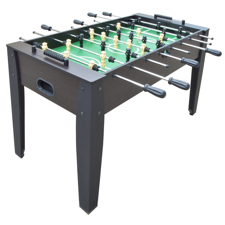 Hathaway Hurricane 54-in Foosball Table - Dark Walnut