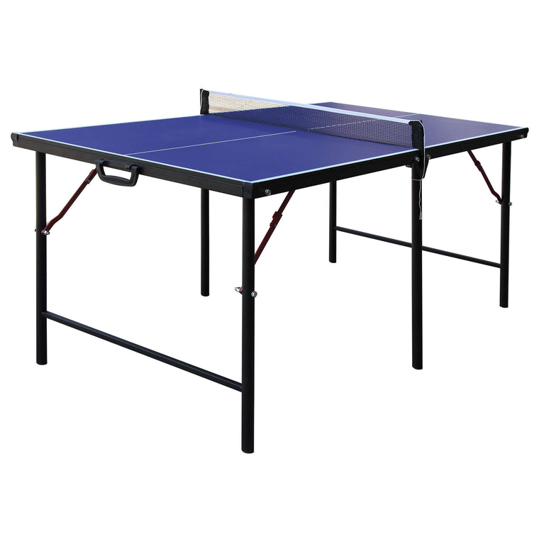 Crossover 60-in Portable Table Tennis Table
