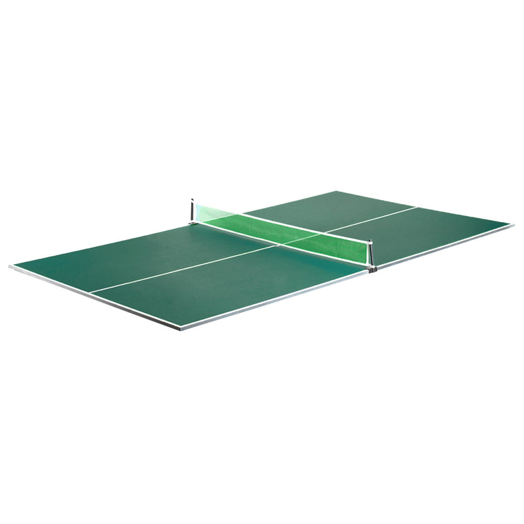 Table Tennis Conversion Top for 7ft or 8ft Pool Tables | Quick Set by Hathaway