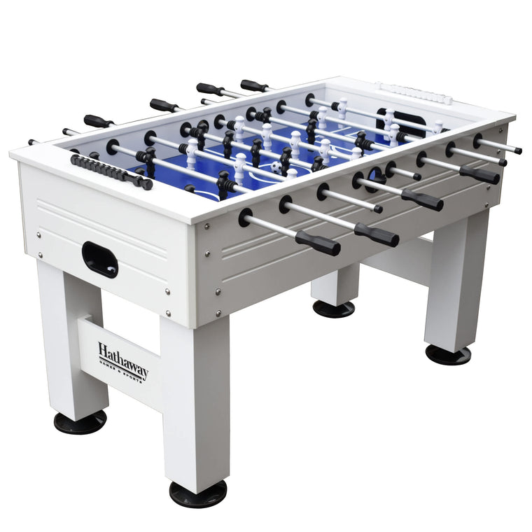 Hathaway Highlander 55-in Outdoor Foosball Table with Waterproof Surface